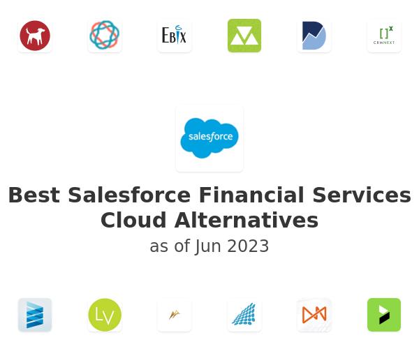 Best Salesforce Financial Services Cloud Alternatives