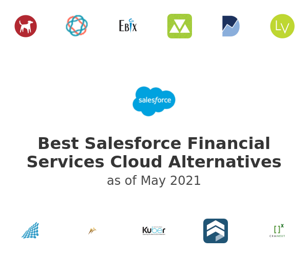 Best Salesforce Financial Services Cloud Alternatives