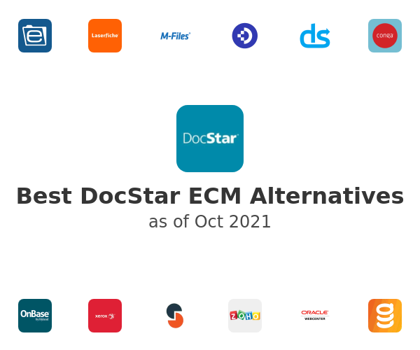 Best DocStar ECM Alternatives