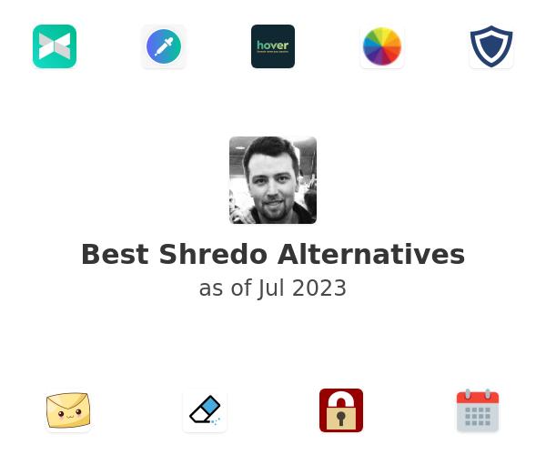Best Shredo Alternatives