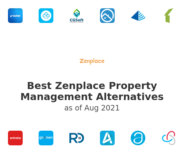 Best Zenplace Property Management Alternatives