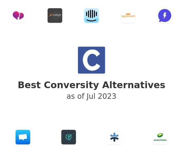 Best Conversity Alternatives