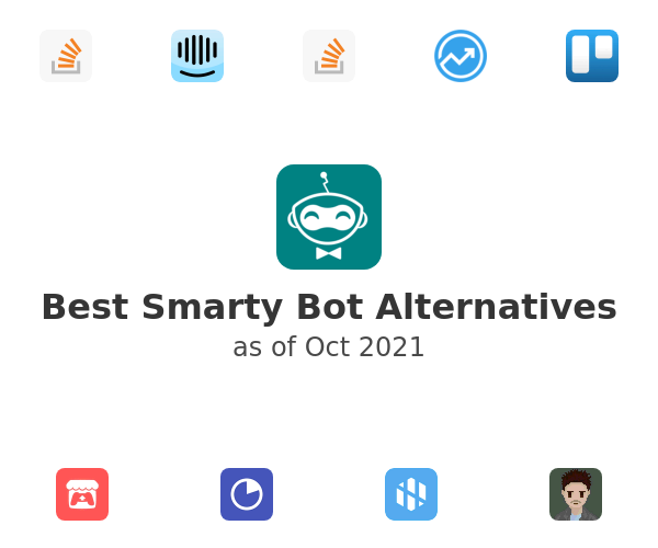 Best Smarty Bot Alternatives