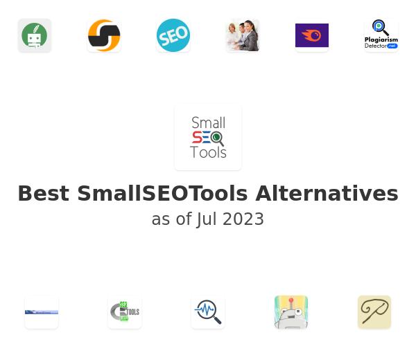 Best SmallSEOTools Alternatives