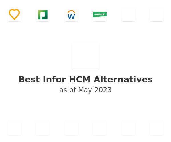 Best Infor HCM Alternatives