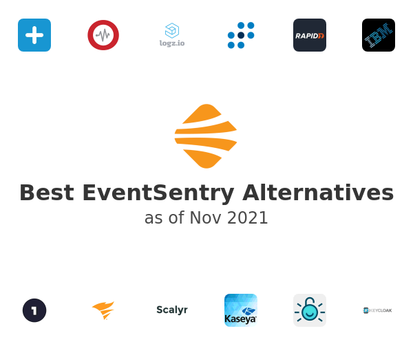Best EventSentry Alternatives
