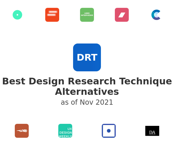 Best Design Research Technique Alternatives
