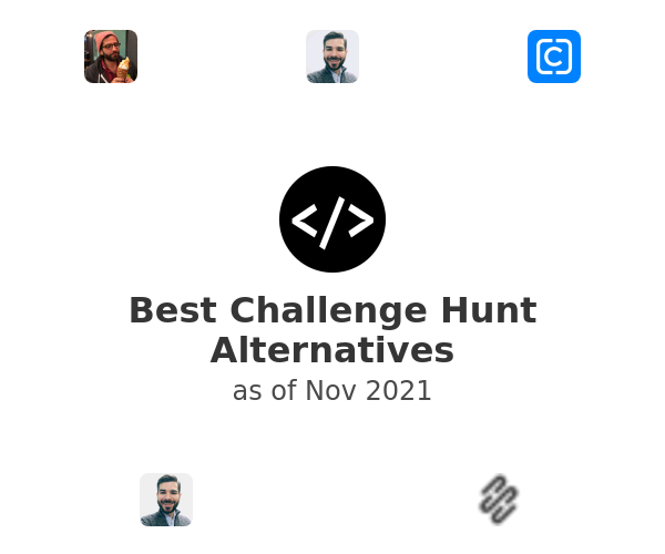 Best Challenge Hunt Alternatives