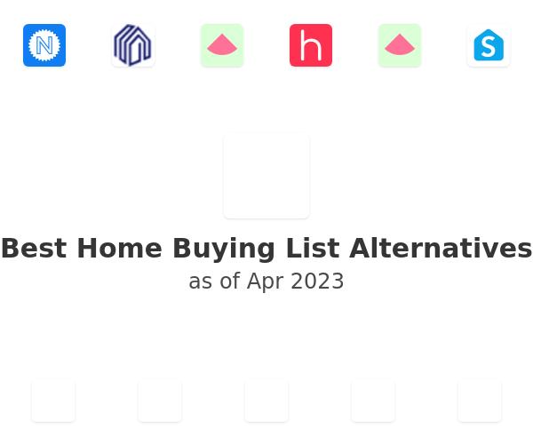 Best Home Buying List Alternatives