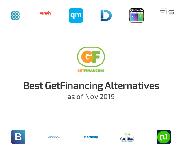 Best GetFinancing Alternatives