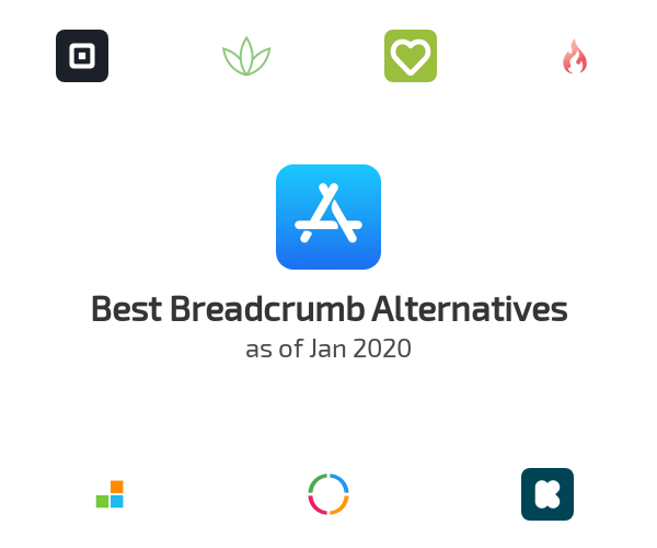 Best Breadcrumb Alternatives