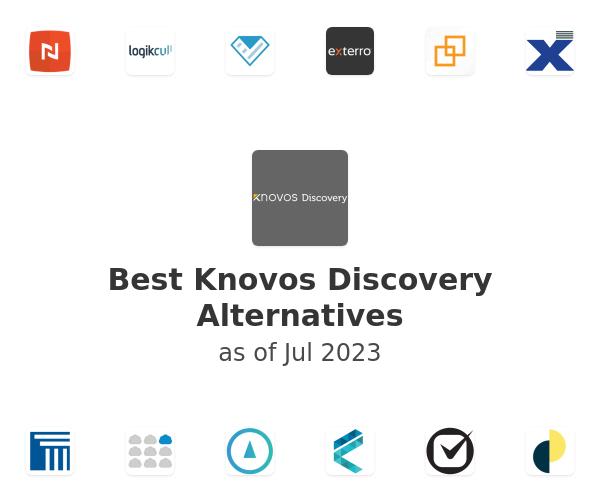 Best eZReview by Knovos Alternatives