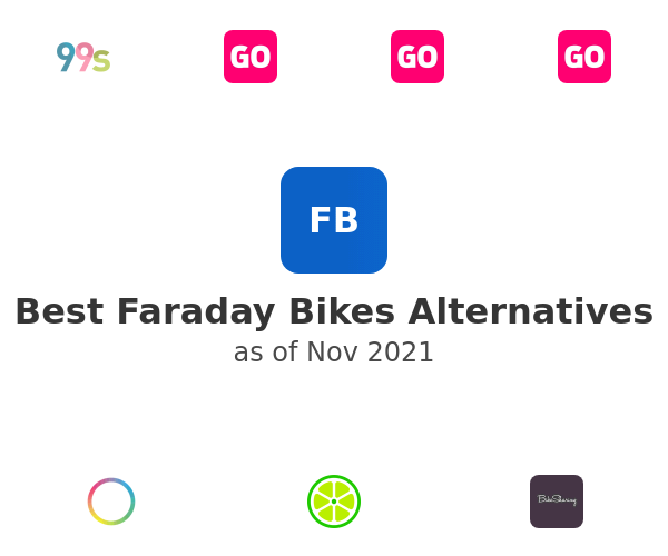Best Faraday Bikes Alternatives