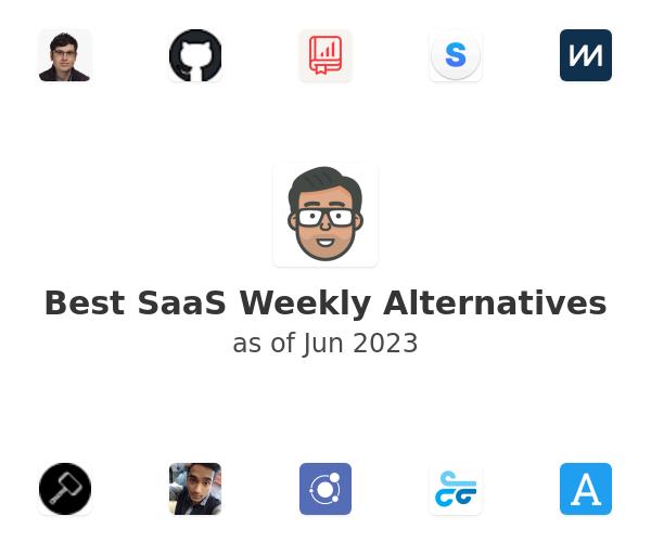 Best SaaS Weekly Alternatives