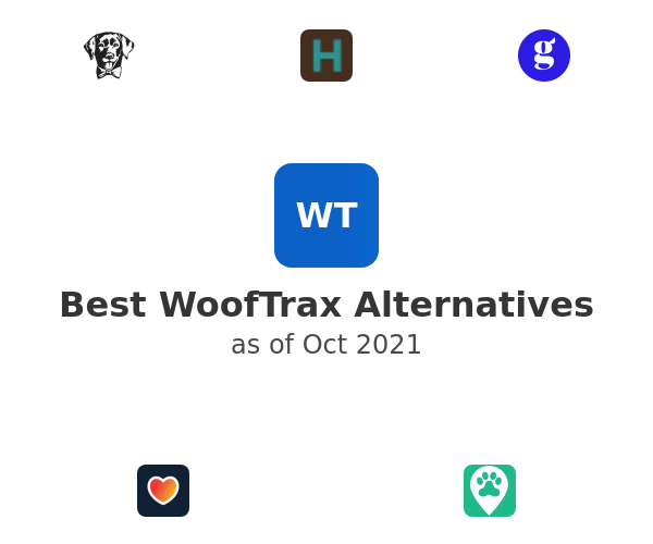 Best WoofTrax Alternatives