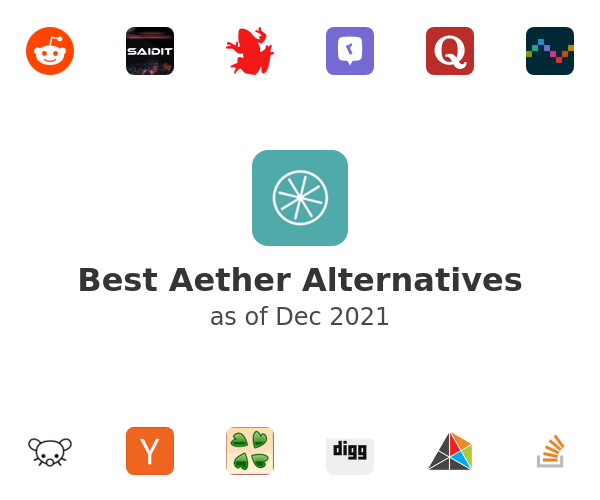 Best Aether Alternatives