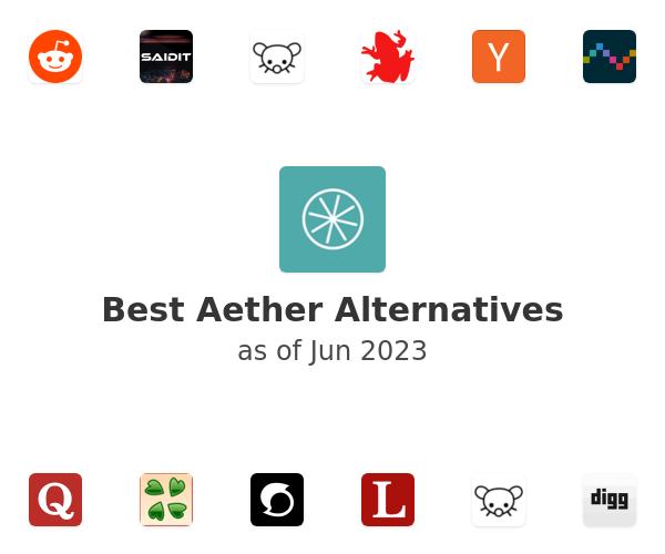 Best Aether Alternatives