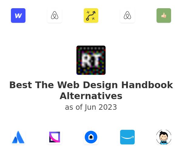 Best The Web Design Handbook Alternatives