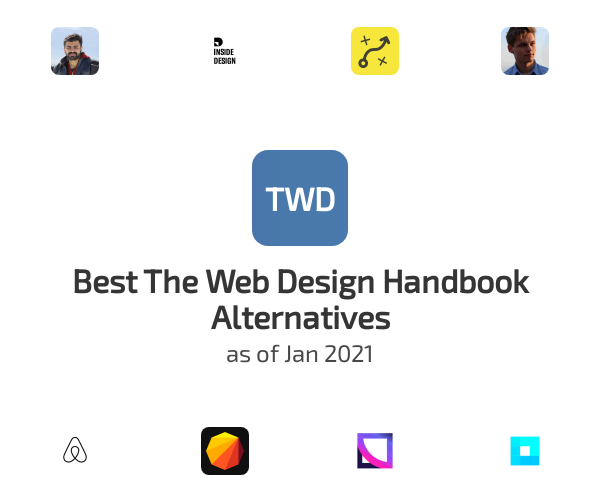Best The Web Design Handbook Alternatives