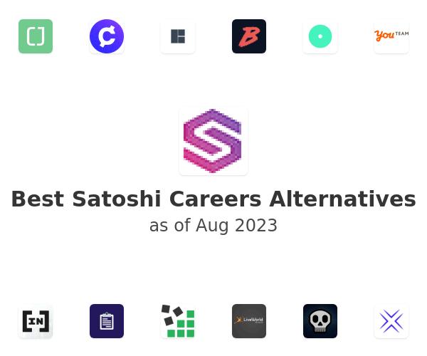 Best Satoshi Careers Alternatives