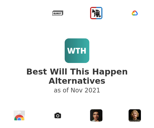 Best Will This Happen Alternatives