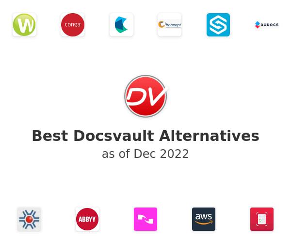 Best Docsvault Alternatives