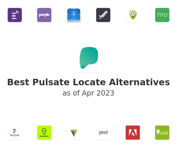Best Pulsate Locate Alternatives