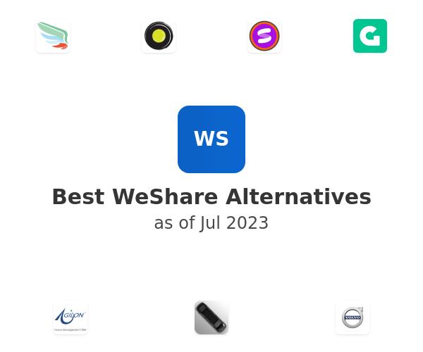 Best WeShare Alternatives