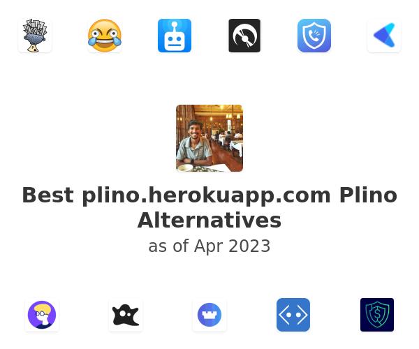 Best Plino Alternatives