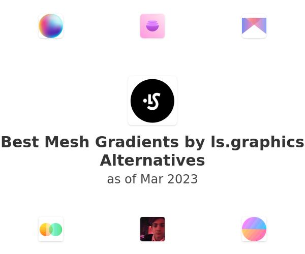 Best Mesh Gradients Alternatives