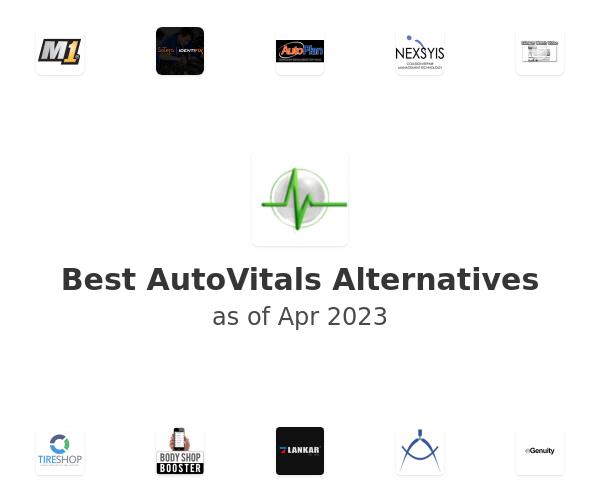 Best AutoVitals Alternatives
