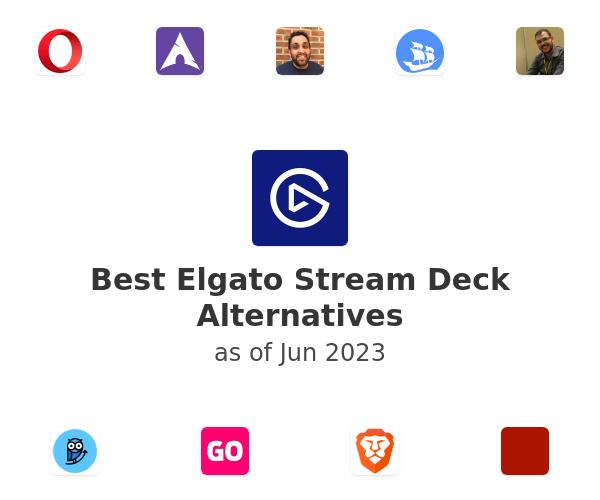 Best Elgato Stream Deck Alternatives
