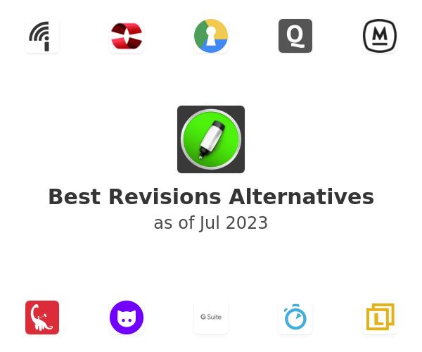 Best Revisions Alternatives