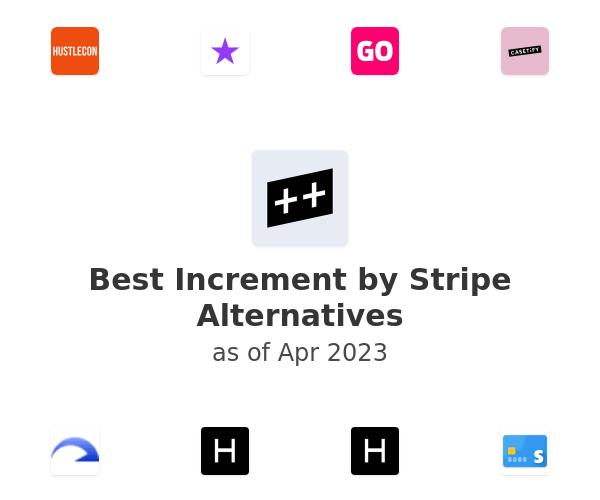 Best Increment by Stripe Alternatives