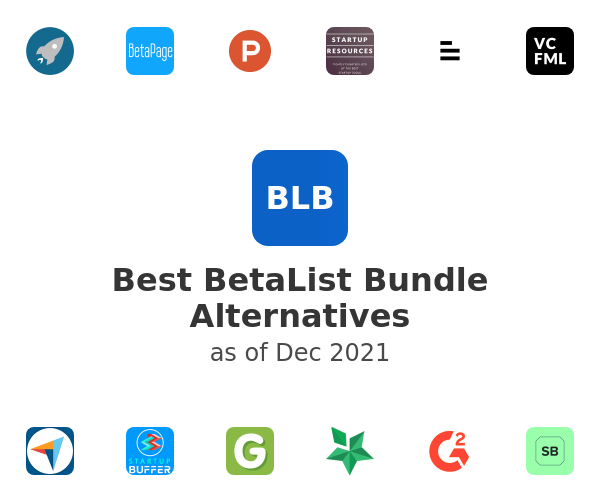 Best BetaList Bundle Alternatives