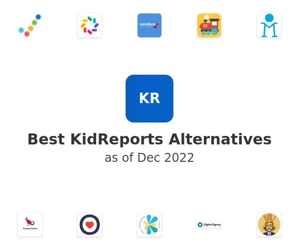 Best KidReports Alternatives