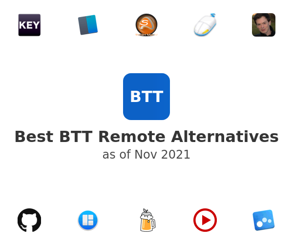 Best BTT Remote Alternatives