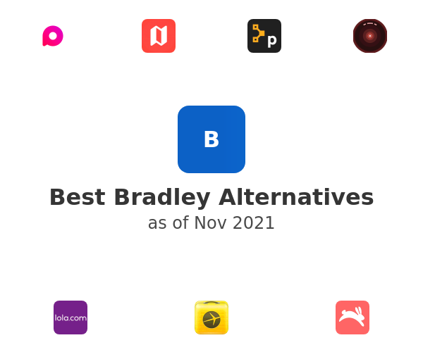 Best Bradley Alternatives