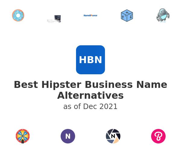 Best Hipster Business Name Alternatives