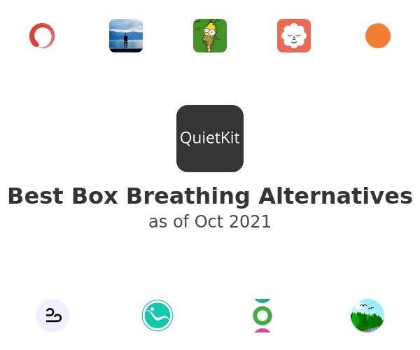 Best Box Breathing Alternatives