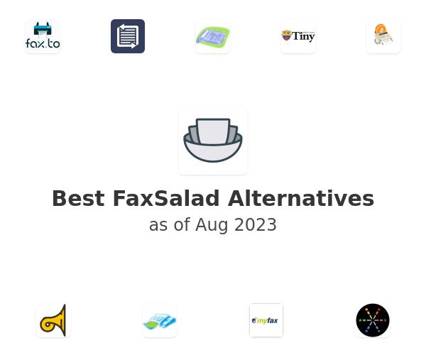 Best FaxSalad Alternatives