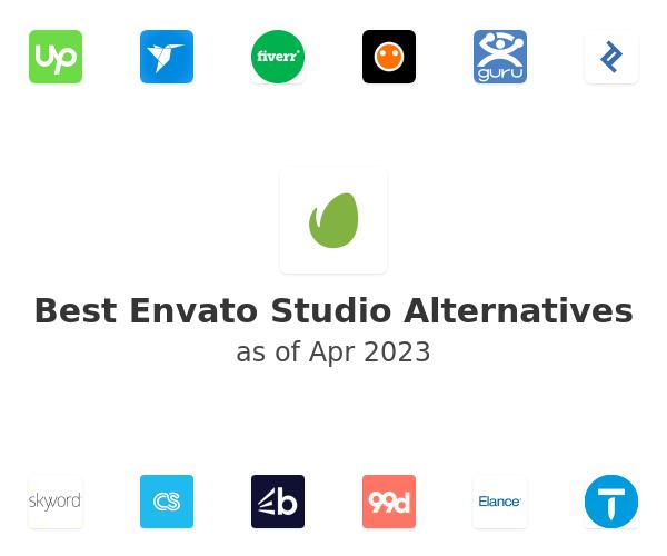Best Envato Studio Alternatives