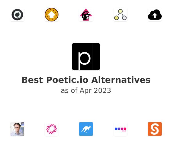 Best Poetic.io Alternatives