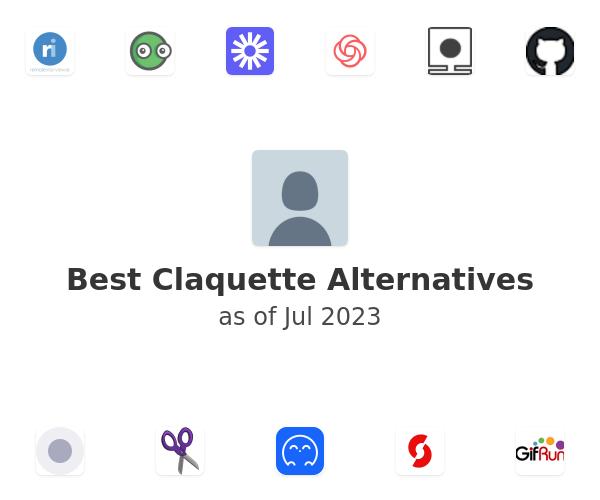Best Claquette Alternatives