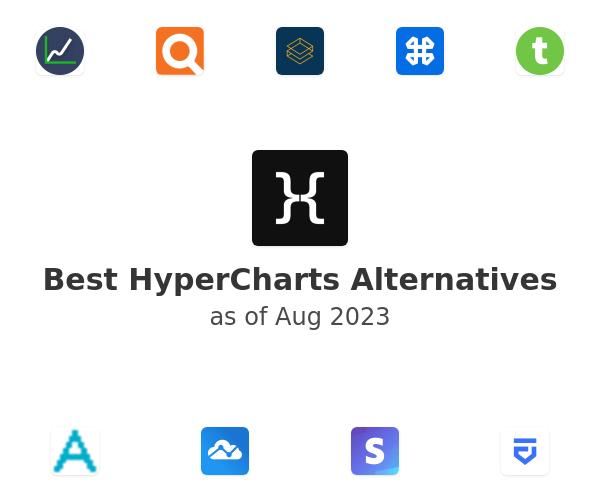 Best HyperCharts Alternatives