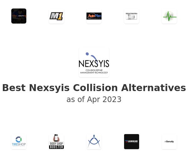 Best Nexsyis Collision Alternatives