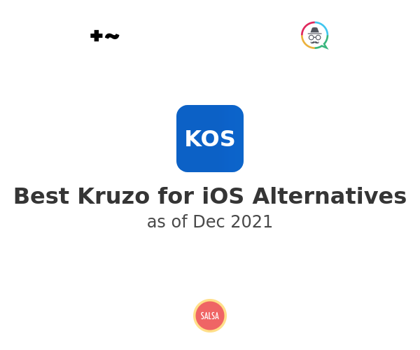 Best Kruzo for iOS Alternatives