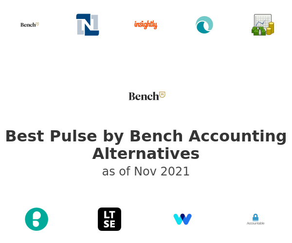 Best Pulse by Bench Accounting Alternatives