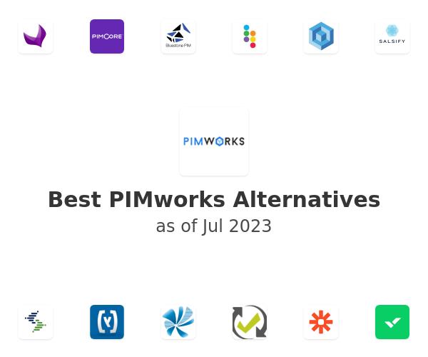 Best PIMworks Alternatives