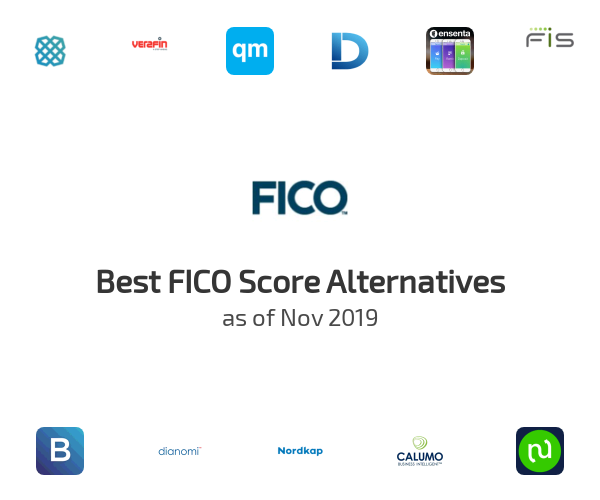 Best FICO Score Alternatives